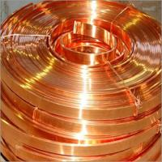 Industrial Brass Steel Metal Strips , Brass Sheet Metal Strips Customized Width Manufactures
