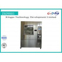 IEC60529 IPx3/IPx4 Oscillating Tube Chamber Water Resistance Test Chamber Manufactures