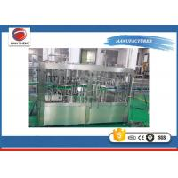 Drinking Water Auto Water Filling Machine 5.6KW 220V / 380V 3000 × 2100 × 2200mm Manufactures
