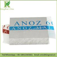 Printable Surface Temporary Protection Aluminum Sheet PE Protective Film Manufactures