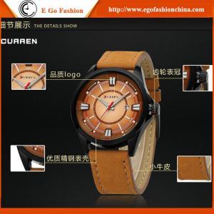 CURREN Watch Stainless Steel Watches Quartz Analog Watch for Man Business Quartz Watches Manufactures