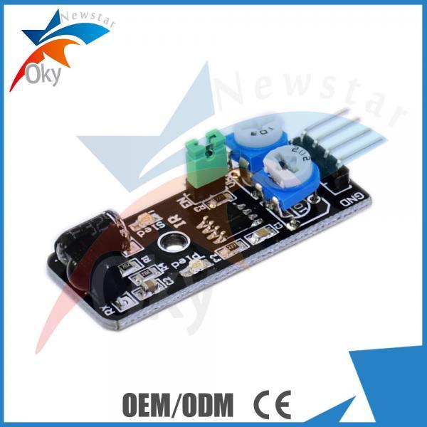 Quality Infrared IR Sensor Obstacle Avoidance Sensor Smart Car for Arduino for sale