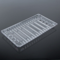 China 2cm Plastic Food Tray Packaging on sale