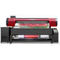 China 1800mm Dye Sublimation Printer , 1440 DPI Dye Sublimation Photo Printer on sale