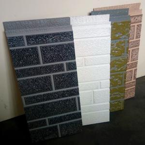 Fireproof/ waterproof external cladding materials home/ public depot use Manufactures