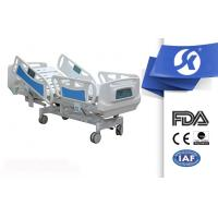 Portable Medical Electrical Hospital Bed With Control Panel From Saikang Manufactures