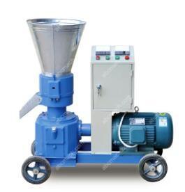 China Flat Die Pellet Mill for Fuel Pellets on sale