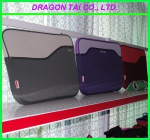 China Neoprene laptop computer bag, neoprene laptop sleeve, laptop bags supplier on sale
