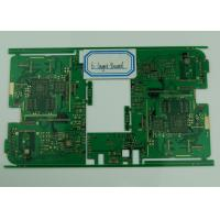Computer or LED Lighting Prototype PCB Boards 6 Layer Printed Circuit Board Manufactures