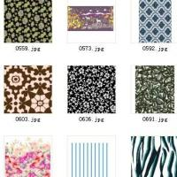 Printed Cotton Stretch Poplin Manufactures