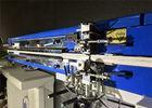 China Blue Colour Sealant Extruder PLC Control Hot Melt Extruder Coating Machine on sale