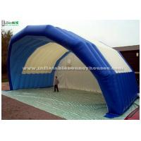 Bespoke Giant Air Inflatable Tents Stage Cover Inflatable Concrete Tent Manufactures