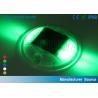 Buy cheap Waterproof Solar Road Stud Round Step Lights , Highway Road Marking Studs from wholesalers