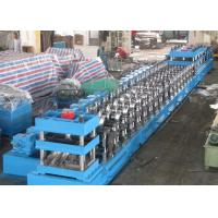 Chain Drive Guard Rail Roll Forming Machine  Large Capacity Long Life Span Manufactures