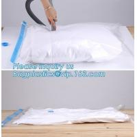 China Hanging Vacuum Storage Bag, Cube Vacuum Storage Bag, vacuum travel compressed bag, vacuum compressed bag, bagplastics on sale