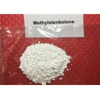 CAS 5197-58-0 99.08%  Methylstenbolone Prohormone Raw Powder , Strong Muscle Recovery Supplements Manufactures