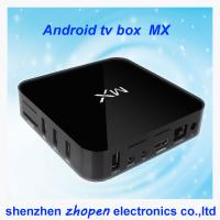 new android 4.4 os tv box amlogic S812 MS8 MC8 qual core support 2G DDR 8G FLASH Manufactures