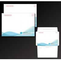 colorful custom logo printed paper receipt envelope, High quality custom DL envelope printing Manufactures