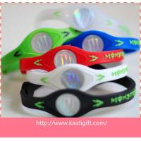 Charms Silicone Accesseries Energy Bracelets Ion Band As Gift Manufactures