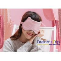 USB Heated Eye Mask Super Comfortable and Pure Silk Soft Sleep Eye Mask and Night Mask