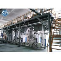 PLC Control Dry Mortar Production Line With Air Compressor System 8m * 8m * 10m Manufactures