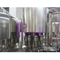 24 Heads PET Bottle Drinking Water Filling Plant With PLC Control Manufactures