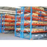 Steel Selective Industrial Pallet Racks Anti Corrosion For Warehouse Storage for sale
