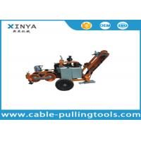 SA-YQ30 30KN Hydraulic Cable Puller With Diesel Engine for 220KV Transmission Line Manufactures