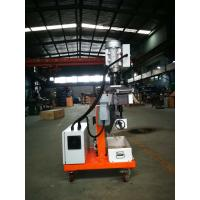 Automatic Clamping Beveling Machine / Plate Edge Milling Machine For Plate And Pipes Manufactures