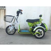 Drum Brake Electric Tricycle Scooter Senior Mobile Scooter 3 Wheels Manufactures