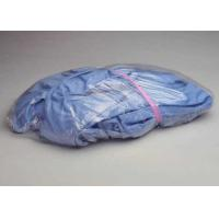 Custom Made Water Soluble Laundry Bags , PVA Plastic Medical Laundry Bags Manufactures