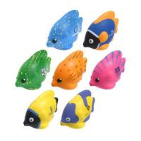 China Tropical Fish Stress Reliever With Logo, Eco-Friendly, Novelty for promotion gifts on sale