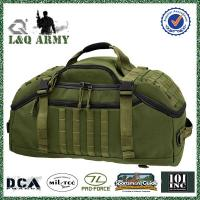 Military Duffel Adventure Travel Bag for sale Manufactures