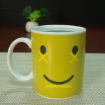 Custom heat changing mugs heat colour change mugs eco - friendly Manufactures