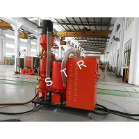 Vacuum Sandblaster While Recycling Paint Removal Deburring Flashing Oxide Scale