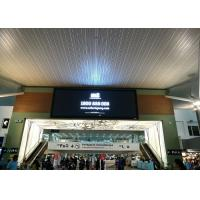 High Brightness 3.91 Mm Indoor Led Panel Video Wall Display For Fixed Installation Manufactures