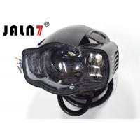 4 Inch Motorcycle Led Headlight Conversion , Led Motorcycle Headlamp Manufactures