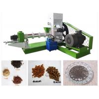 China Low Consumption Fish Pellet Making Machine Abrasion Resistance Long Life on sale