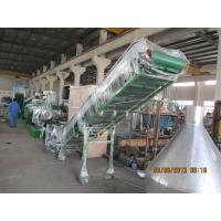High Automatic Pet Bottle Recycling Machine , Double Ladder Type Recycling Granulator Machine Manufactures