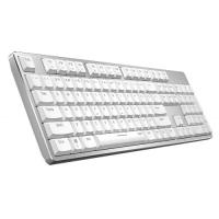 Bluetooth Mechanical Gaming Keyboard , White Gaming Keyboard With Portable Design Manufactures