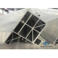 Big Sized Alu Extrusion Profile Frame / Profile Aluminum Extrusion With Length 6.00 M Manufactures