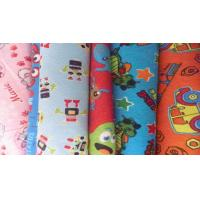 China 100% organic cotton flannel fabric 20*10 40*42 57/58 Flannel Fabric on sale