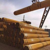 Quality Hot sales pe/plastic coated steel pipe(Seamless Carbon Steel Tube)black Hot Rolled for sale