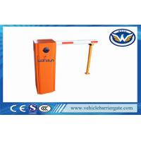 High Stability Intelligent Factory Barrier Gate Arm Access Control Manufactures