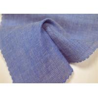 Plain Weave Cotton Yarn Dyed Fabric Custom Made Color For Travel Bags Manufactures