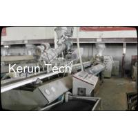 Twin Screw  PVC Powder Plastic Profile Production Line For Door frame Manufactures