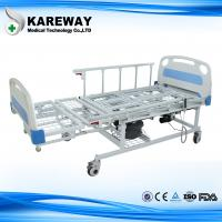 Safety Adjustable Patient Bed With Automatic Toilet For Bedridden Patient Manufactures