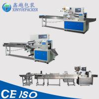 Pillow Instant Noodle Packaging Machine , Easy Operation Chocolate Bar Packaging Machine Manufactures