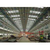 Galvanized Steel Car Park Structures , Q235 / Q345 Steel Multi Level Car Parking Manufactures