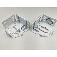0.01mm Precision Metal Mounting Brackets Medical Equipment Shell Metal Stamping Blanks Manufactures